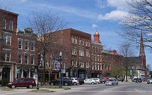 Keene, New Hampshire Social Security Disability Lawyer - Street